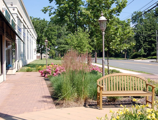 Davies associates landscape architects llc downtowns for Davies landscape architects
